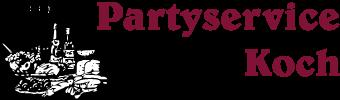Partyservice Koch Logo